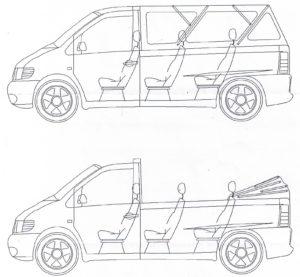 Cabrio-Van