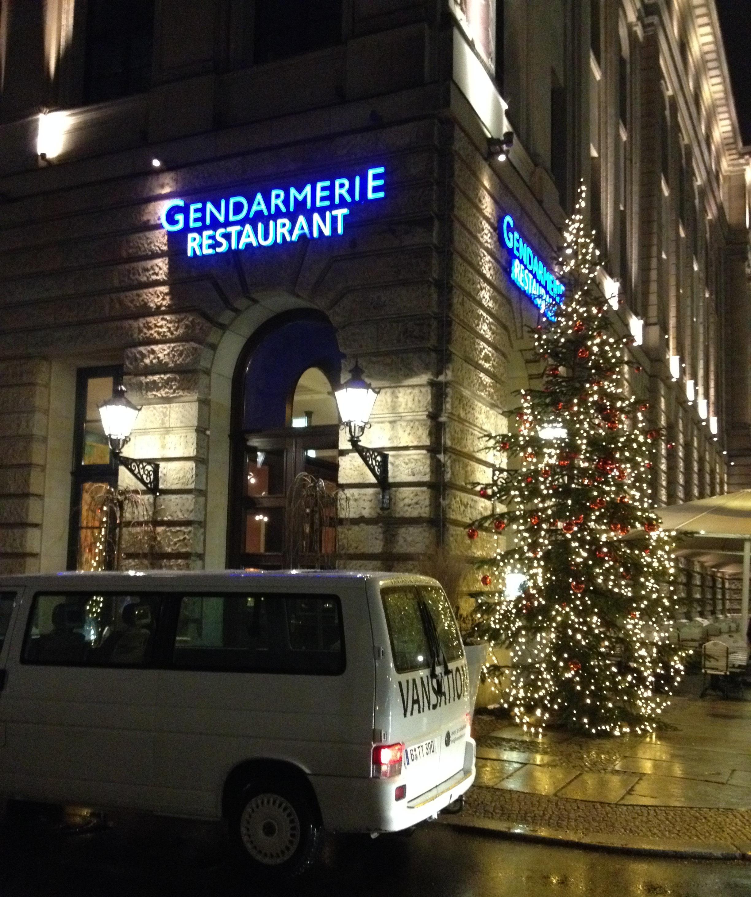 Berlin Christmas Market Hopping